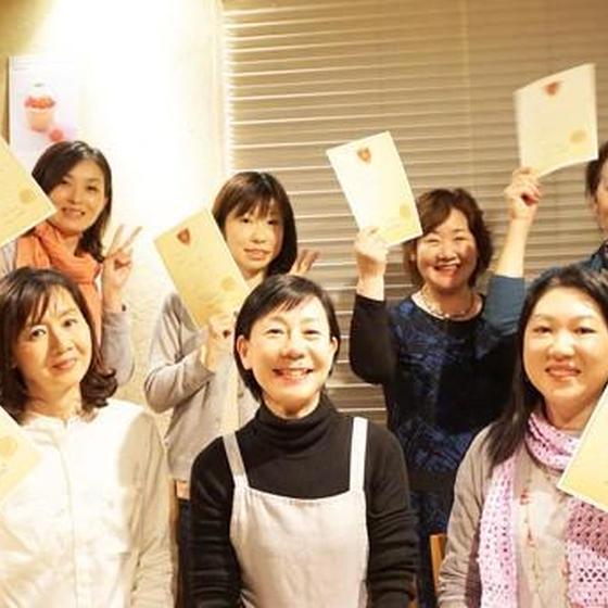 和菓子教室アンネルネ マチエル小金井