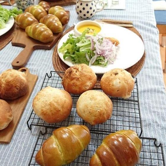 おうちパン&アイシングクッキー教室 fleurir pan