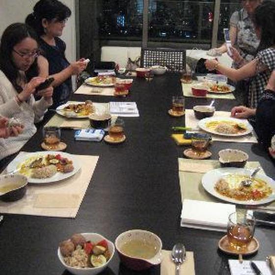 マクロビアンyoriのお料理教室