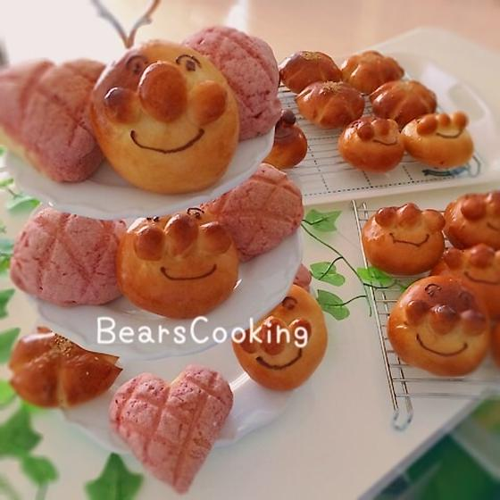 Bear's Cooking ~手ごねパン教室~