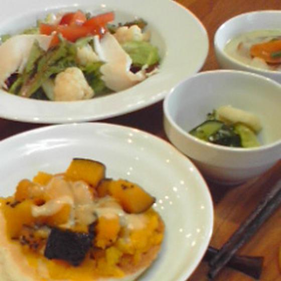 日本野菜ソムリエ協会認定料理教室「ごはんの会」