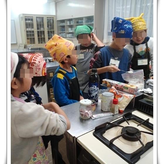 はなかぁさんの台所 子ども料理教室