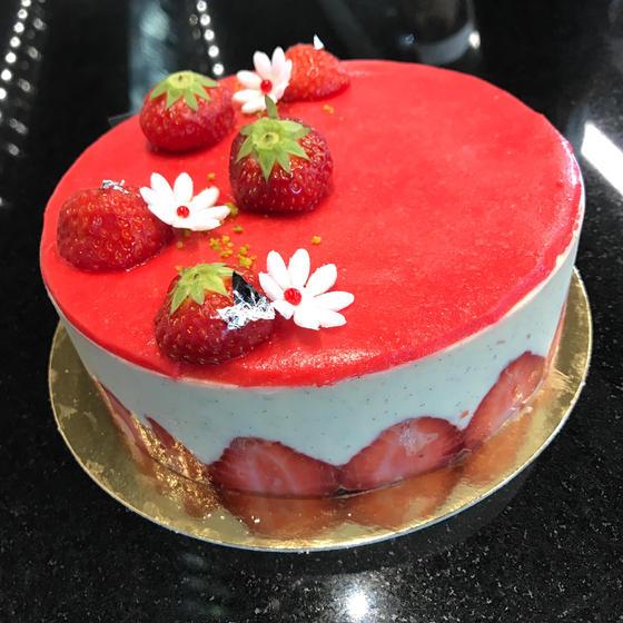 Atelier fraise