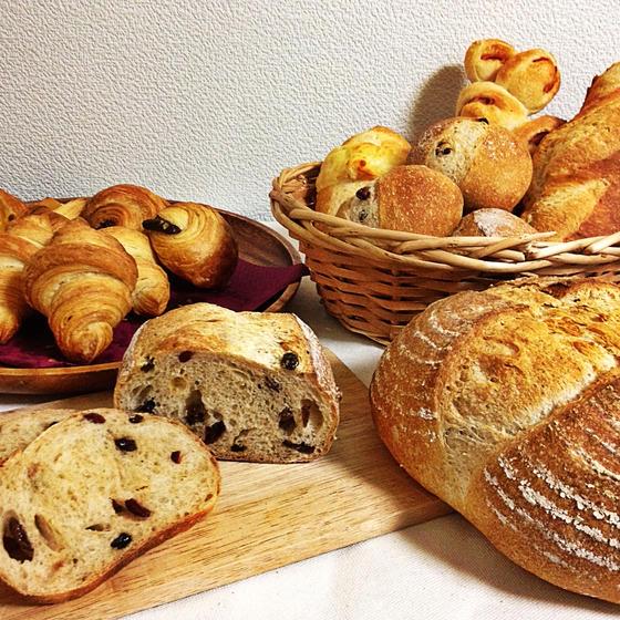 パンと季節のお料理教室kokorokaoru