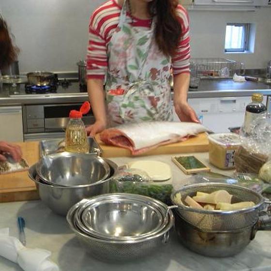 日本料理教室 彩楽
