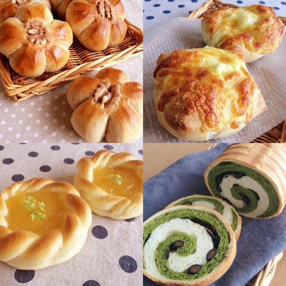 パンと料理の教室 Atelier K+T