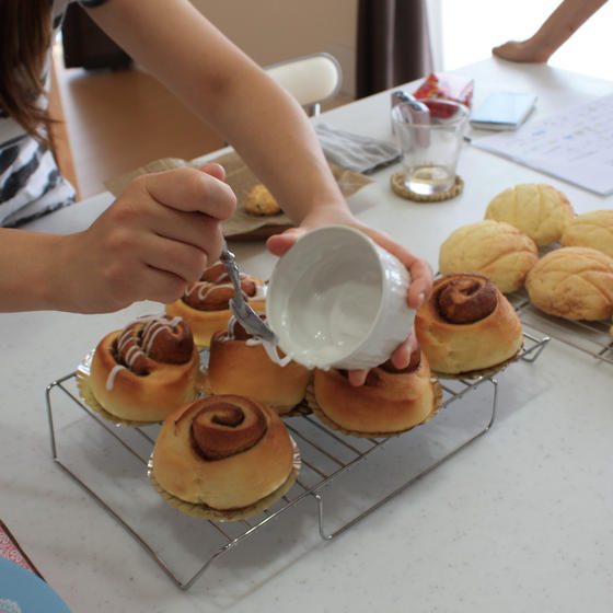 パン&お菓子教室 Bonheur(ボヌール)