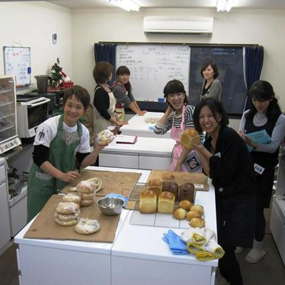 パン教室プリマーテ (東京目黒区学芸大学)