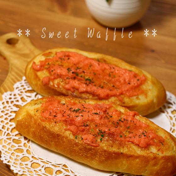 手ごねパン教室 Sweet Waffle