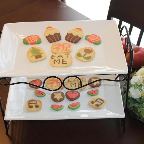飾り巻き寿司とアイスボックスクッキーの教室 彩CAFE