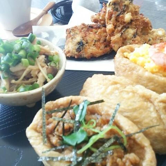 chikuwa with  Kitchen