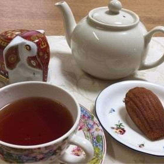 『紅茶会・銀の匙』