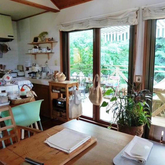森の天然酵母パン教室 いろはカフェ