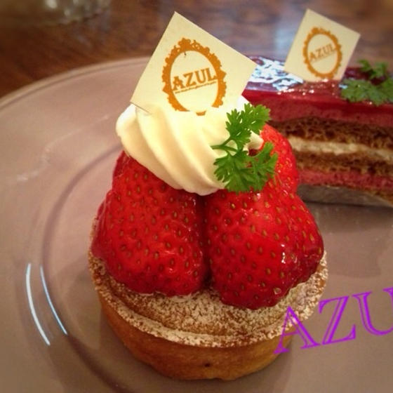 桜坂AZULお菓子教室