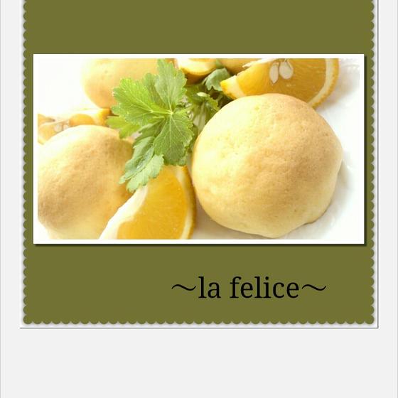 """パンお菓子教室 """"La felice"""""""