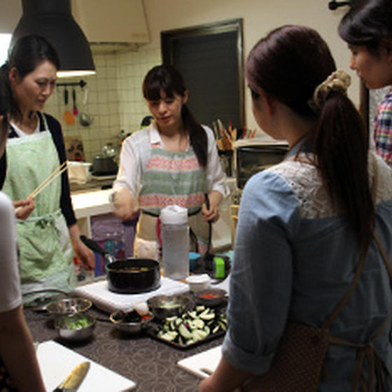 coucou mai kitchen