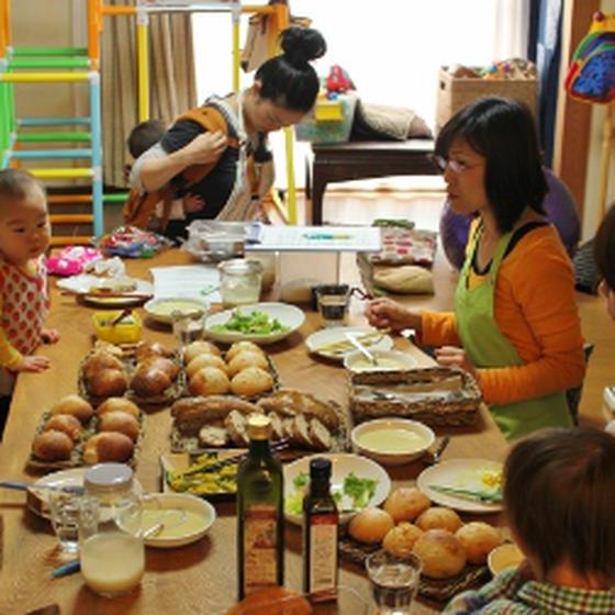 ここひろ天然酵母パン教室