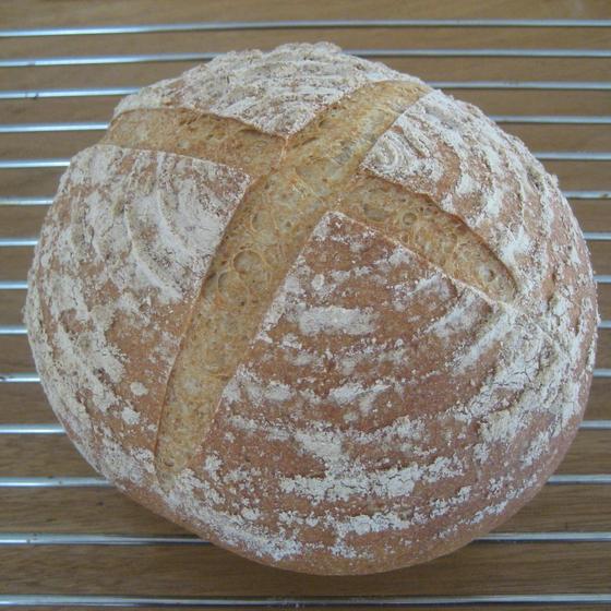 自家製酵母でパン作り ~natural life~