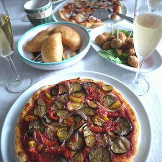 …oliveイタリア料理教室…
