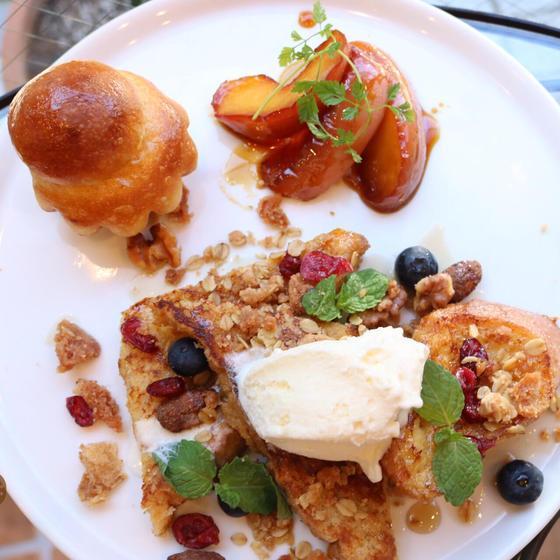 世界を旅するパンと料理教室 Weekend Brunch