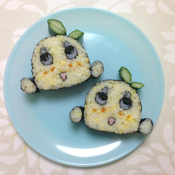 飾り巻き寿司・簡単パン せお