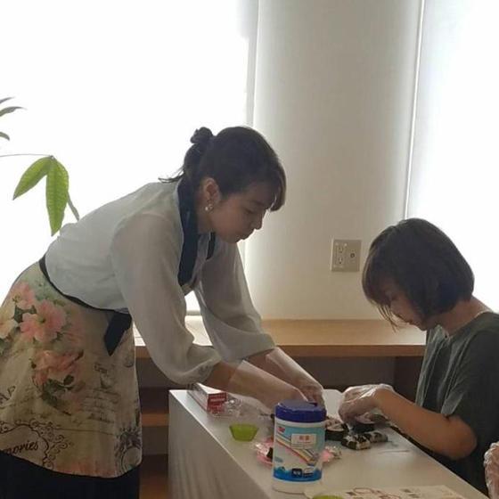 恵方マキ!福岡飾り巻き寿司教室