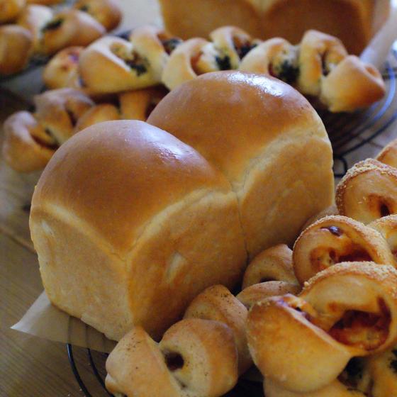芦屋のパン教室 A MERRY