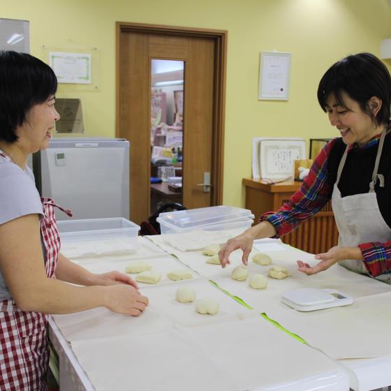 手作りパン教室 bakemom ベイクマム