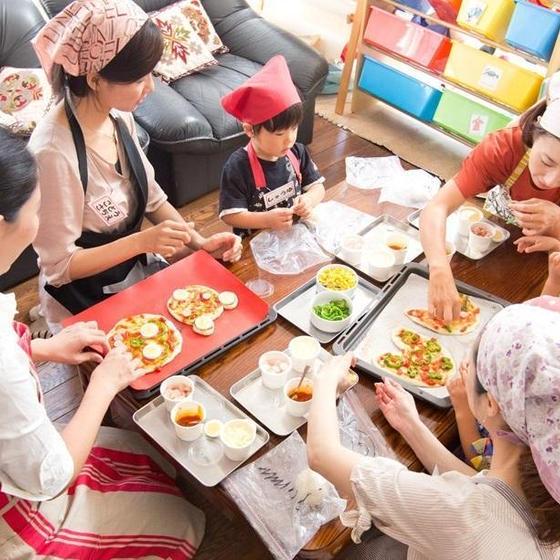 食育教室 おやこキッチン