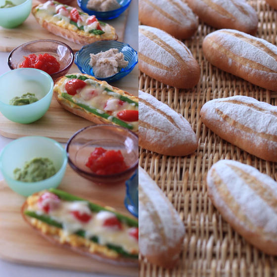 SAITO   パン・ケーキ料理教室