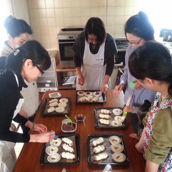 よしこママのパン教室