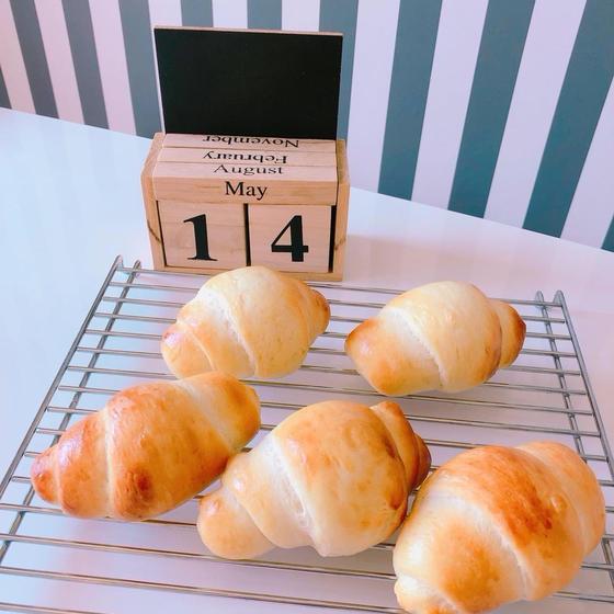 アイシングクッキー、手ごねパン教室✱Ripi✱