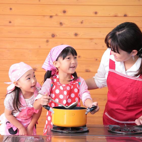 子ども料理教室   まろん'sキッチン