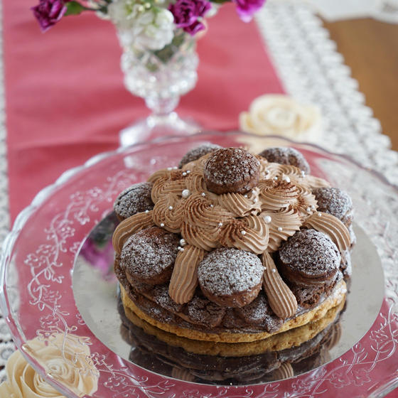 La Petite Maison Blanche お菓子教室
