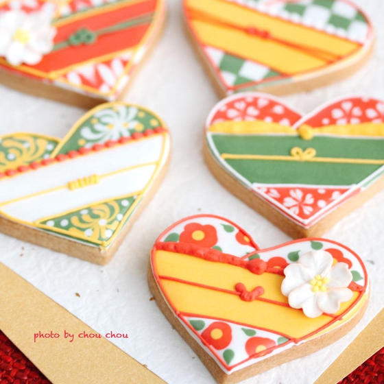 おうちごはん&アイシングクッキー教室chouchou