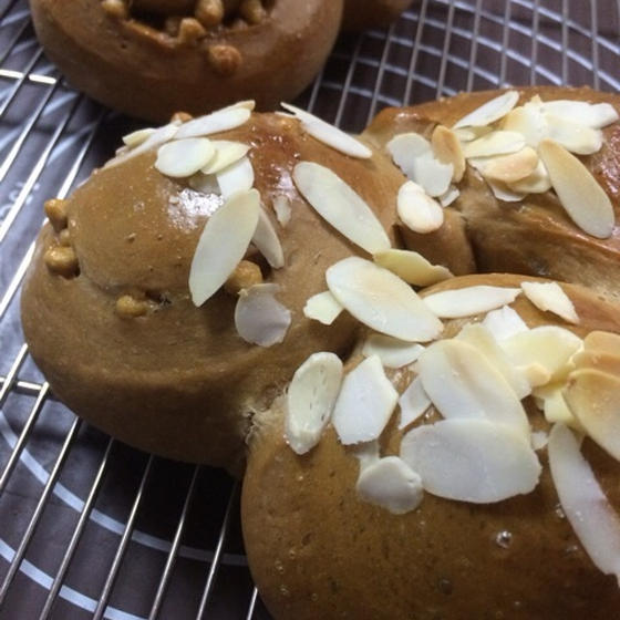 junejuneのパン・ケーキ教室