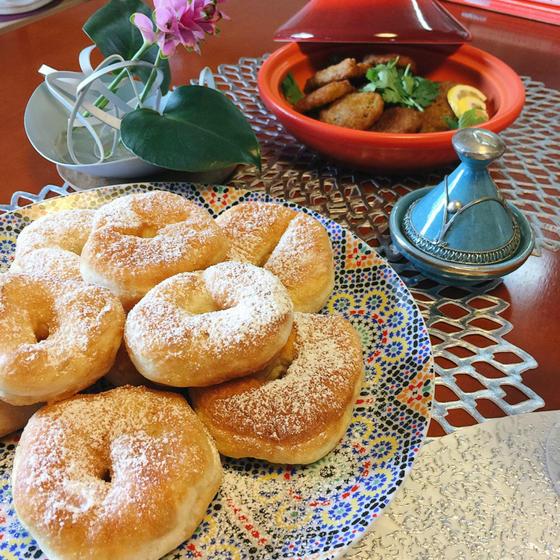 モロッコ料理の Everyday Vivien!