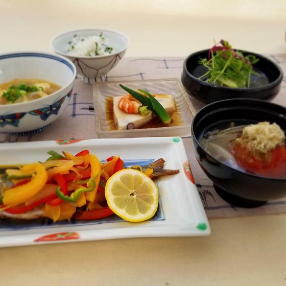 牧弘美料理教室