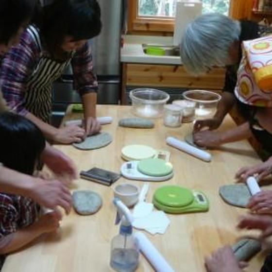 天然酵母パン教室 ぱん蔵 山梨教室
