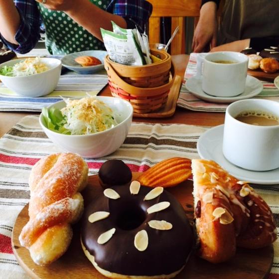 札幌パン教室「にこパン工房」