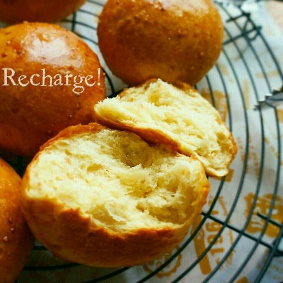 手捏ねパン教室 Recharge! ~ルッシャール!