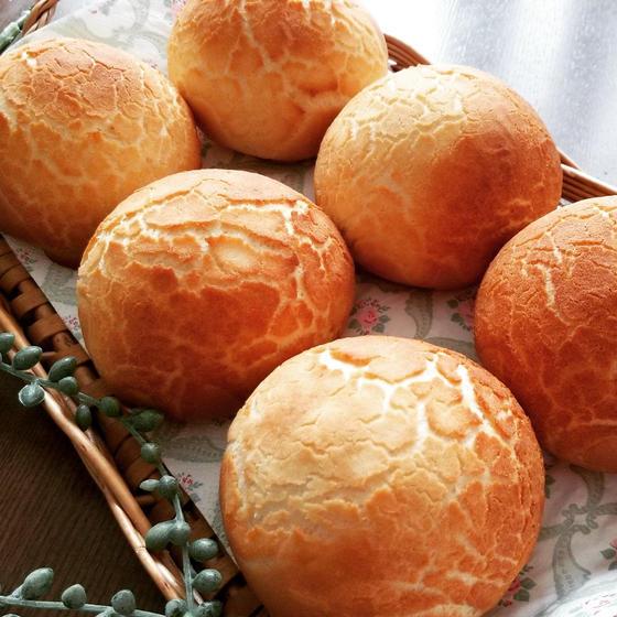 つぼみパン