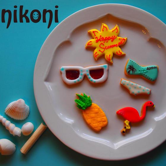 アイシングクッキーサロンkonikoni