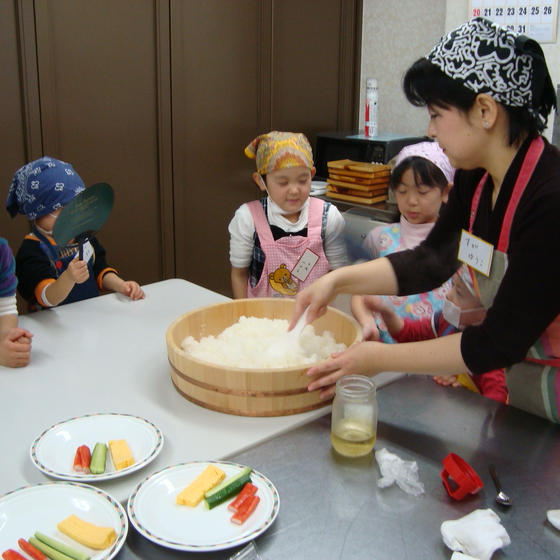 親子で食育 Cooking Angels