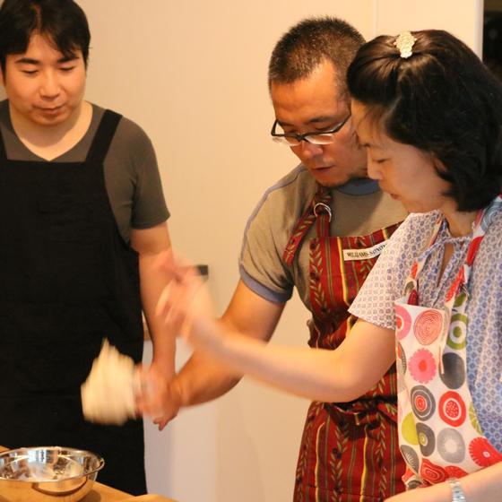 Lintu(リントゥ)~自家製/天然酵母パン教室~
