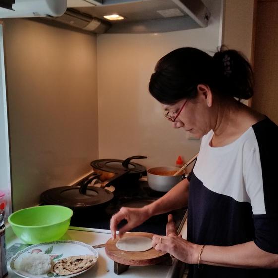 インド家庭料理アンジャナー