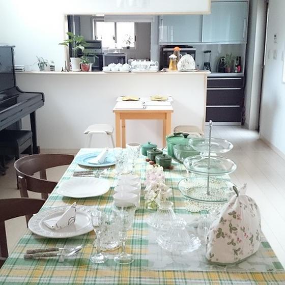 紅茶とお菓子の教室 Soleil(ソレイユ)
