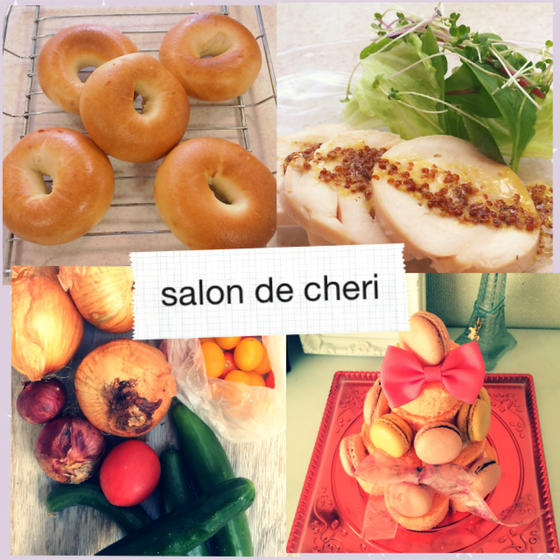 料理とお菓子の教室 Salon de Cheri