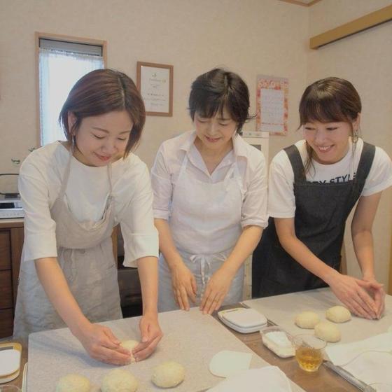 酵母育てからの発幸パン教室 Kobo de Happy