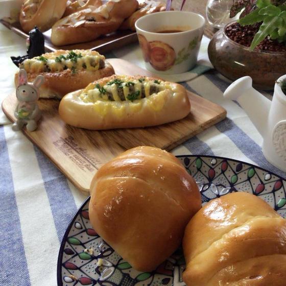 おうちパン教室 『椿の家』